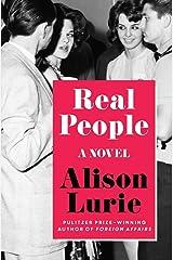 Real People: A Novel Paperback