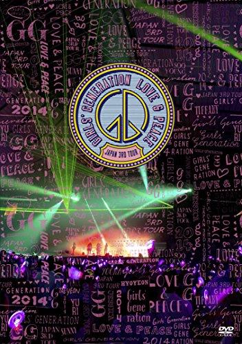 GIRLS' GENERATION ~LOVE&PEACE~Japan 3rd Tour [Blu-Ray]