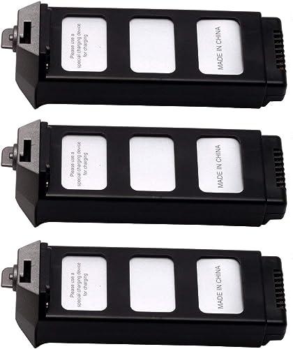 promocionales de incentivo Jiobapiongxin 3pcs 7.4V 1800mAh Li-po batería con 4 4 4 en 1 Cargador para MJX Bugs 5W B5W RC Drone Quadcopter Aviones UAV Parte Accesorios JBP-X  tienda en linea