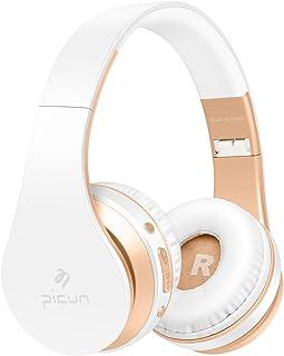 Auriculares, Sonido Intone I65Auriculares con micrófono y Control de Volumen para Viajes, Trabajo, Deporte, Auricular Ple...