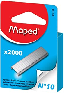 Maped Staples No.10 (Pack of 2000)