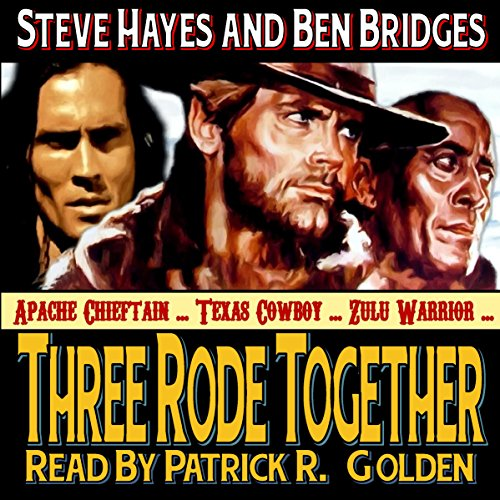 Three Rode Together cover art