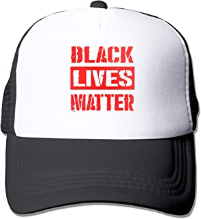Black Lives Matters Funny Hip hop Saying Ghetto Hipster - Adult Trucker Cap Baseball Hat