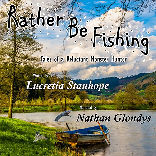 Rather Be Fishing cover art