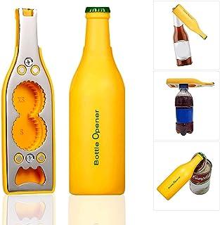St. Lun Magnetic Multifunctional Bottle Opener Open Soda & Water Plastic Beer Opener Weak Hands Help Best Kitchen Tools gi...