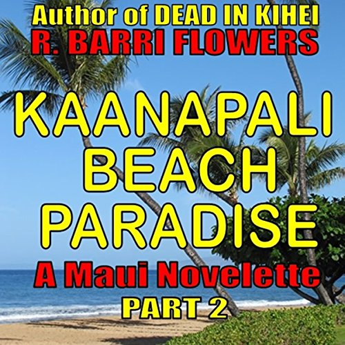 Kaanapali Beach Paradise audiobook cover art