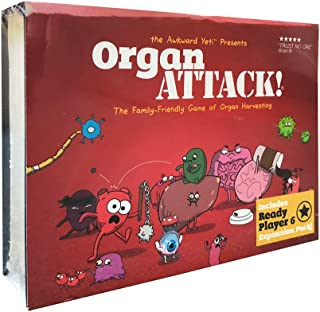 The Awkward Yeti OrganATTACK Card Game