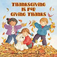 Thanksgiving Is for Giving Thanks! (Reading Railroad Books)