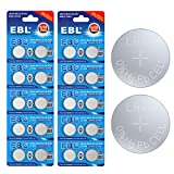 EBL 20 Pack LR44 AG13 357 303 SR44 Alkaline Button Cell Battery