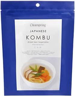 Clearspring - Sea Vegetables - Kombu - 50g