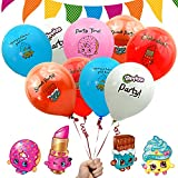 Shopkins Birthday Party Decorations Favors...