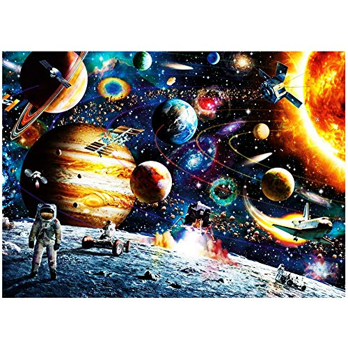 1000 piece puzzle for boys - 1