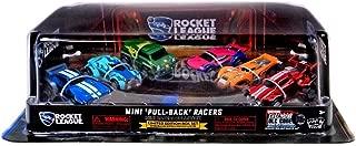 Rocket League Pull Back Racers 6 Pack w/ DLC Code