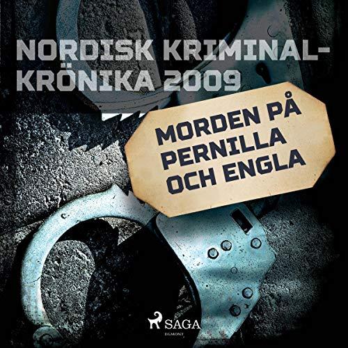 Morden på Pernilla och Engla cover art