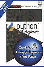 Sponsored Ad - PYTHON FOR BEGINNERS - 2 BOOKS IN 1: CODING FOR BEGINNERS USING PYTHON + PYTHON CRASH COURSE