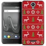 Ultra-Slim Case for Wiko Sunny 2 4 Inches Christmas 2017