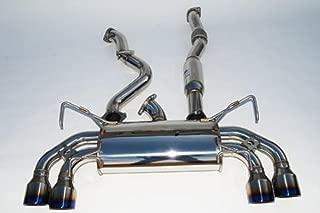 Invidia (HS06LGSGT3) Q300 Cat-Back Exhaust System for Lexus GS 300/350