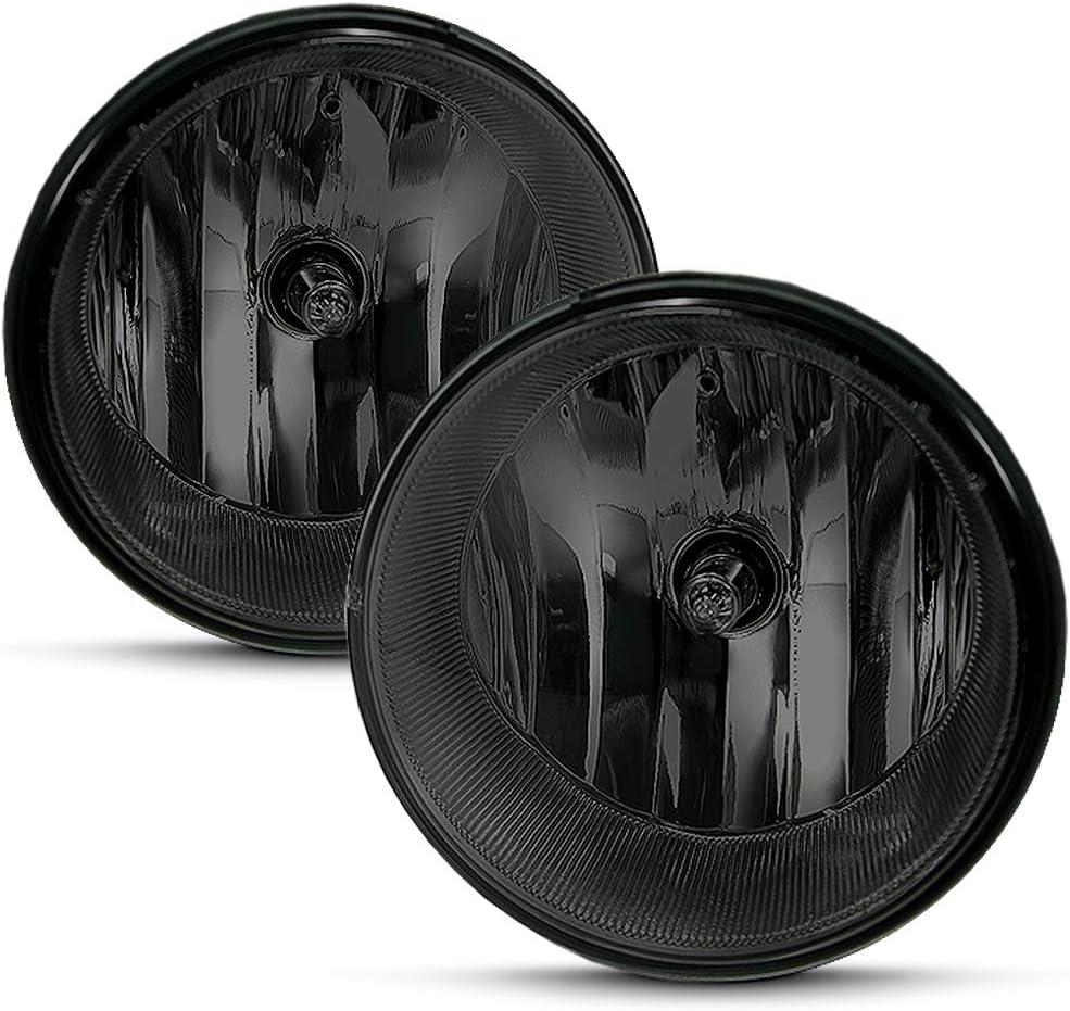 ACANII - For Smoked Lens 2005-2011 OFFicial mail order Lig Fog Sequoia Indefinitely Tacoma Toyota