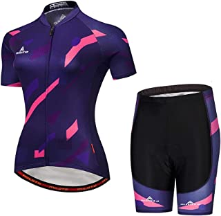 Cycling Skin Suit New Short-sleeved Sports Riding Women's Breathable And Quick-drying Suits Cycling Moisture Wicking Suits