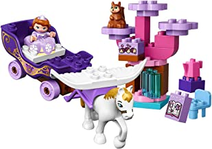 lego duplo sofia the first magical carriage