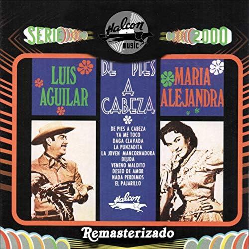 Luis Aguilar & Maria Alejandra
