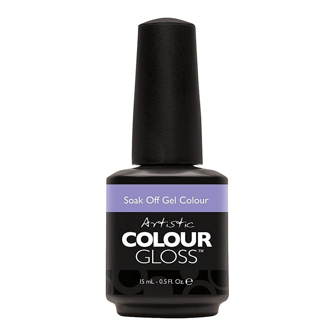 ファントム酸素きちんとしたArtistic Colour Gloss - Aim to Chill - 0.5oz/15ml