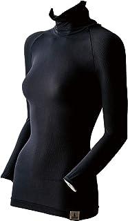Lamona ラモナー ハイネックインナー(ブラック)