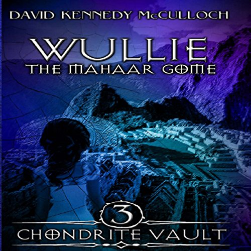 Chondrite Vault audiobook cover art