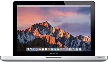 Apple MacBook Pro 13.3-Inch Laptop Intel Core i7 2.9GHz / 16GB DDR3 Memory / 1TB Solid State Hybrid Drive / MacOS 10.12 Si...