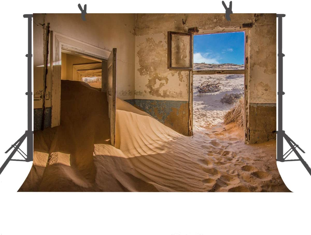 15x10ft Desert Background Gobi Photography Backdrop Studio Photo Video Props HXFU115