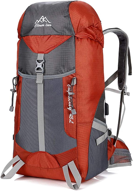 Evin Leichter Faltbarer Faltenrucksack - ideal für Reiserucksäcke und und und Campingrucksäcke - Wanderrucksäcke sind ultraleichte Reiserucksäcke, Wandertaschen sowie Herren- und Damenbekleidung,braun B07PHWSTGT  Ausgezeichnete Funktion e6ff51