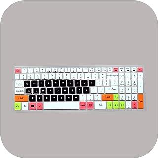 for acer VX5 Aspire VX15 VX5-591G VX 15 Gaming laptop VX5-591G-54VG 15.6インチキーボード保護フィルムカバースキンプロテクター用-candyblack-