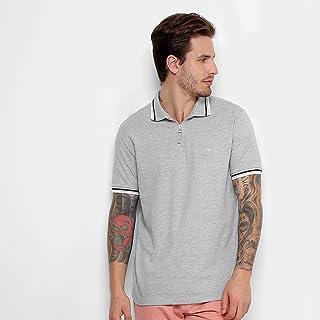 770aa206c2 Moda - Prata - Polos   Camisetas e Blusas na Amazon.com.br