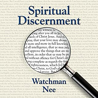 Spiritual Discernment audiobook cover art