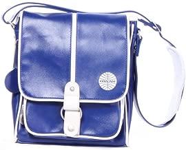 Pan Am Men's Traffic 100% PVC Shoulder Bag Bags
