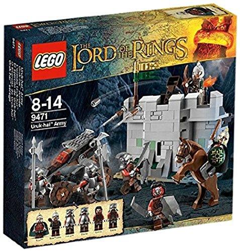 LEGO El Señor de los Anillos 9471 - Uruk-hai army