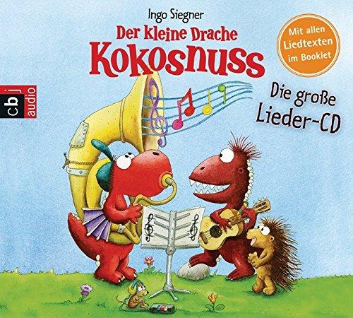 Der kleine Drache Kokosnuss - Die große Lieder-CD (Spiel- und Beschäftigungsspaß, Band 2)