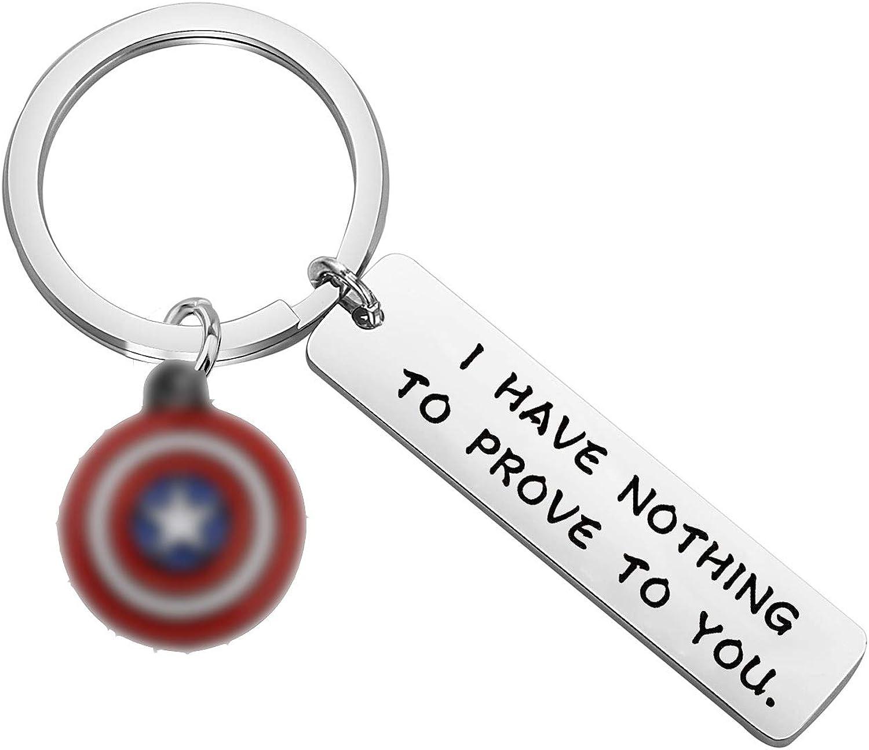 Gift for Him Superhero Tie Clip Marvel Comics Tie Clip Avengers Tie Clip Tony Stark Tie Clip Father/'s Day Gift Iron Man Tie Bar