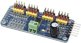 WayinTop PCA9685 PWM Servo Motor Driver 16 Canales 12 bit Interfaz I2C IIC Controlador para Arduino