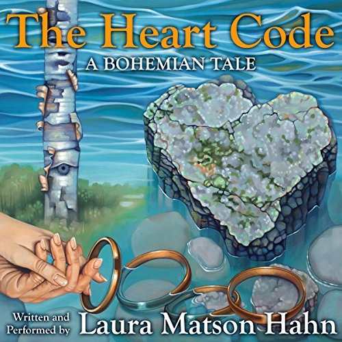 The Heart Code audiobook cover art