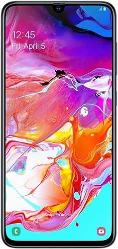 Samsung Galaxy A70 Dual SIM 128GB 6GB RAM 4G LTE (UAE Version) - Black - 1 year local brand warranty