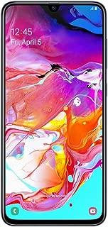 Samsung Galaxy A70 Dual SIM - 128GB, 6GB RAM, 4G LTE, Black