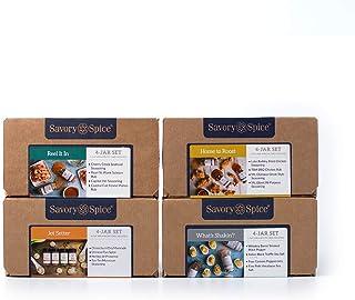 Savory Spice Flavor Lovers Gift Set Bundle