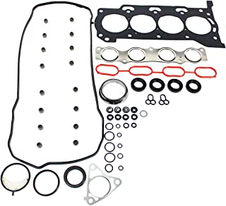 DNJ HGS928 MLS Head Gasket Set/For 2008-2015/ Pontiac, Scion, Toyota/Corolla, Matrix, Vibe, xD/ 1.8L/ DOHC/ L4/ 16V/ 1798cc/ 2ZRFE/ VIN 8, VIN U