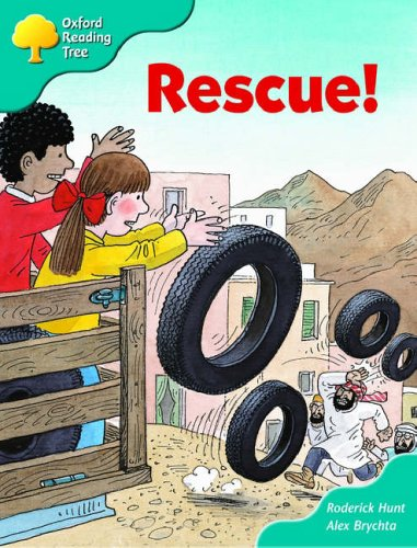 Oxford Reading Tree: Stage 9: More Storybooks (magic Key): Rescue!の詳細を見る