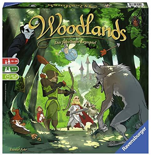 Woodlands. Das Fabelhafte Legespiel