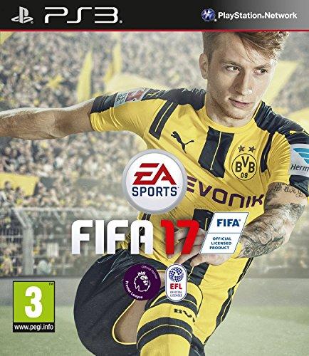 Fifa 17/PS3 UK (multilingüe Italia)