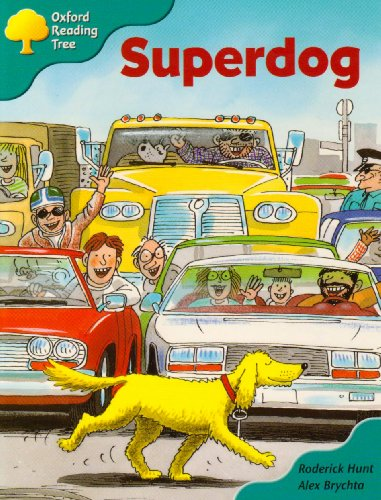Oxford Reading Tree: Stage 9: Storybooks: Superdogの詳細を見る
