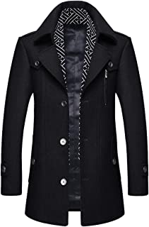 breasted trench coat