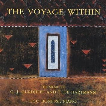 The Voyage Within (Percorso sentimentale e ragionato attraverso l'eredità musicale di Gurdjieff e De Hartmann)